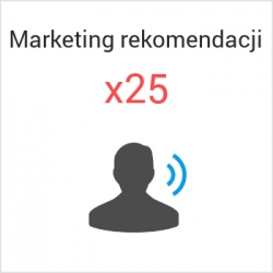 Marketing rekomendacji - 25 postów