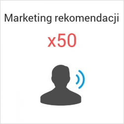 Marketing rekomendacji - 50 postów