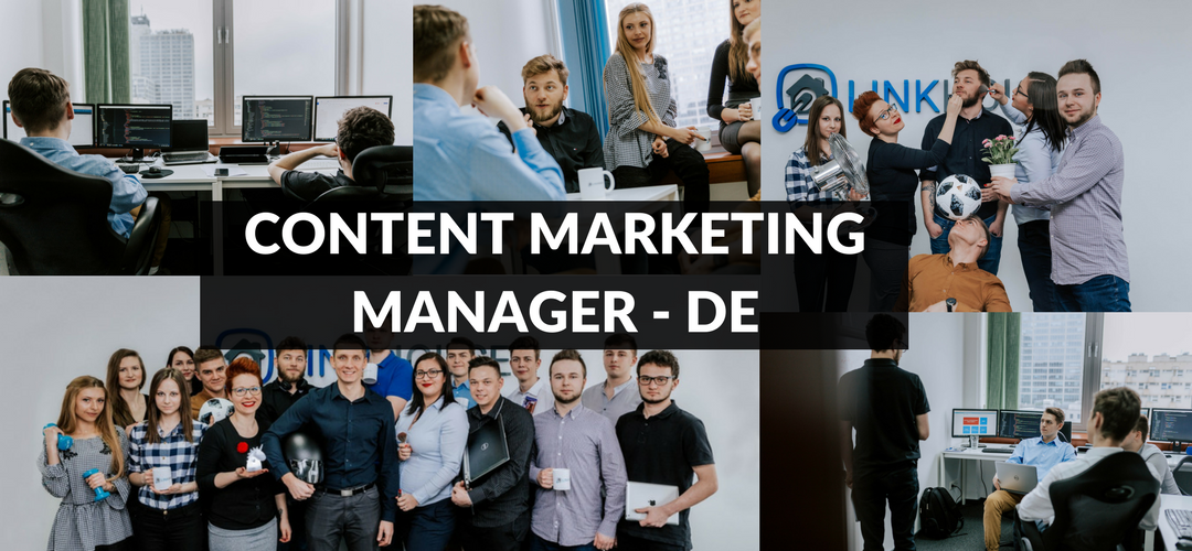 Marketing Manager/Growth Manager – niemieckojęzyczny